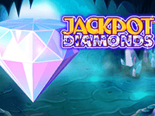 Играть онлайн в казино 777 в автомат Jackpot Diamonds