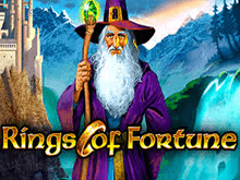 Играть онлайн в казино 777 в слот Rings Of Fortune